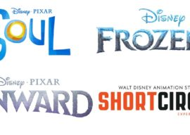 Disney Announces Pixar, Walt Disney Animation Studios Panels for D23 Expo 2019