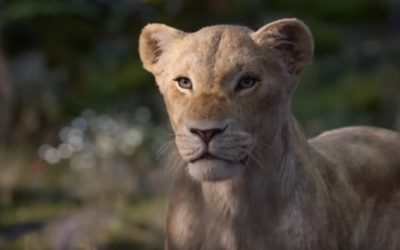 "Disney Shares ""The Lion King"" Sneak Peek Featuring Beyoncé as Nala"
