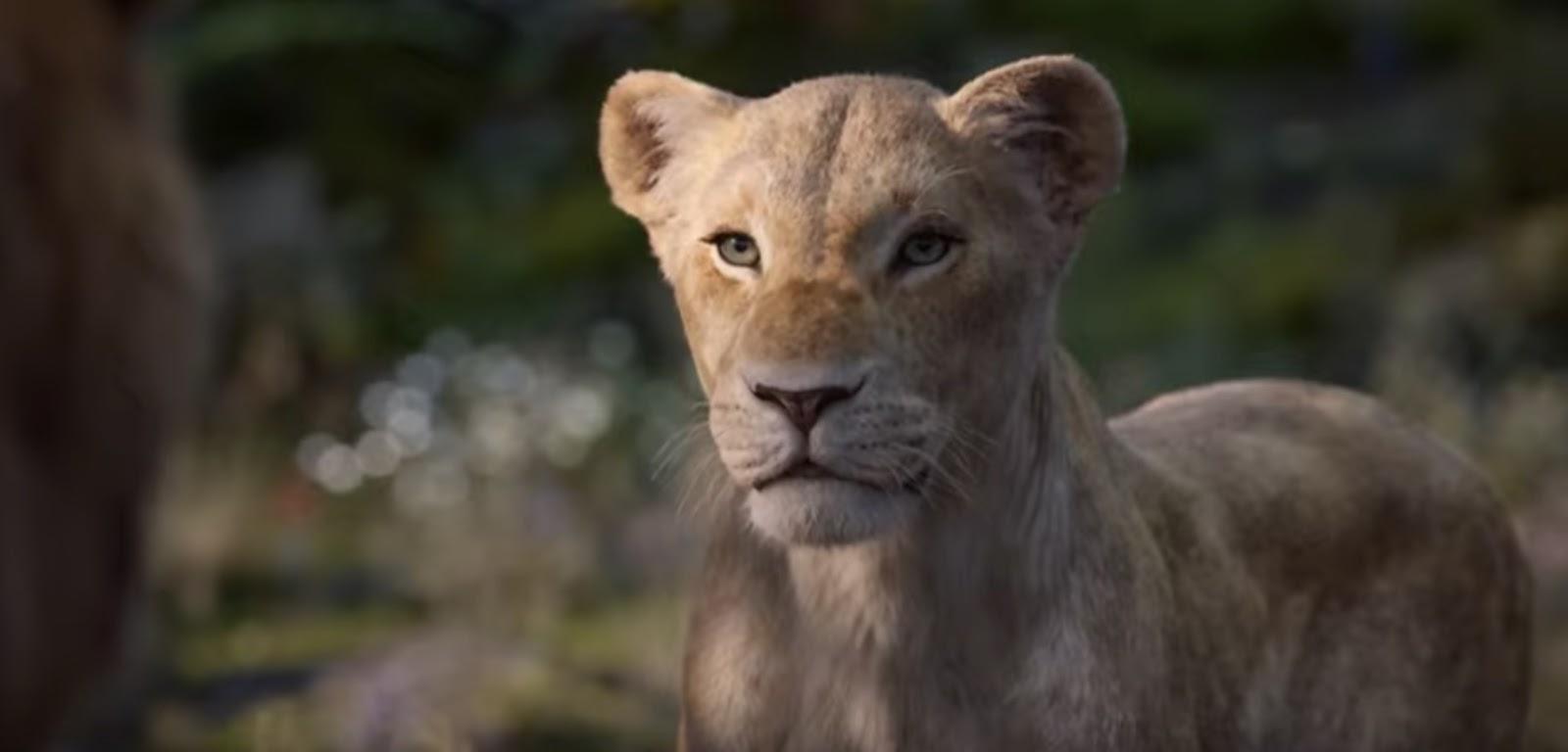 Disney Shares The Lion King Sneak Peek Featuring Beyoncé