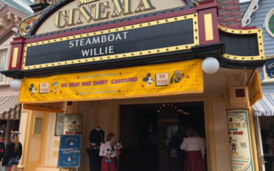 "Disneyland Removes Merchandise,  ""Cartoons and Collectibles"" Name from Main Street Cinema"