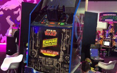 "E3 2019: ""Atari Star Wars"" Home Arcade Cabinet Announced by Arcade1Up"