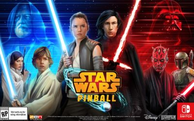 """E3 2019: Hands-On with """"Star Wars Pinball"""" for Nintendo Switch from Zen Studios"""
