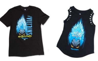 Exclusive Disney Villains After Hours Merchandise Features Hades and Others