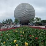 First Half of Leave a Legacy Monoliths Removed From Epcot Entryway