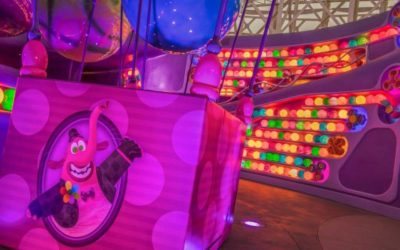 Get Your First Look at Inside Out Emotional Whirlwind at Disney California Adventure's Pixar Pier