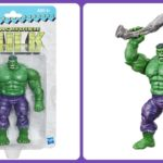 Hasbro's Marvel 80th Anniversary Exclusive Hulk Figure Coming to San Diego Comic Con
