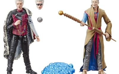 Hasbro's Marvel Legends The Collector & The Grandmaster 2-Pack Coming Exclusively to SDCC
