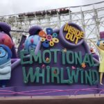 Inside Out Emotional Whirlwind Soft Opens at Disney California Adventure's Pixar Pier