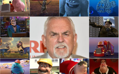Interview: Pixar Lucky Charm John Ratzenberger