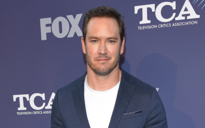 "Mark-Paul Gosselaar Joins Cast of ""Mixed-ish"" as Male Lead"