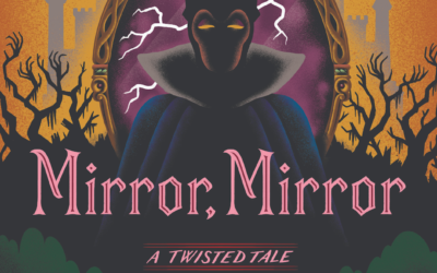 "Book Review: ""Mirror Mirror: A Twisted Tale"""