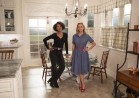 """Reese Witherspoon, Kerry Washington Share First Look at Hulu Series """"Little Fires Everywhere"""""""