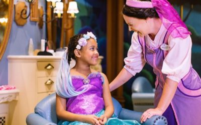 Reservations Now Open for Bibbidi Bobbidi Boutique at Disney's Grand Floridian