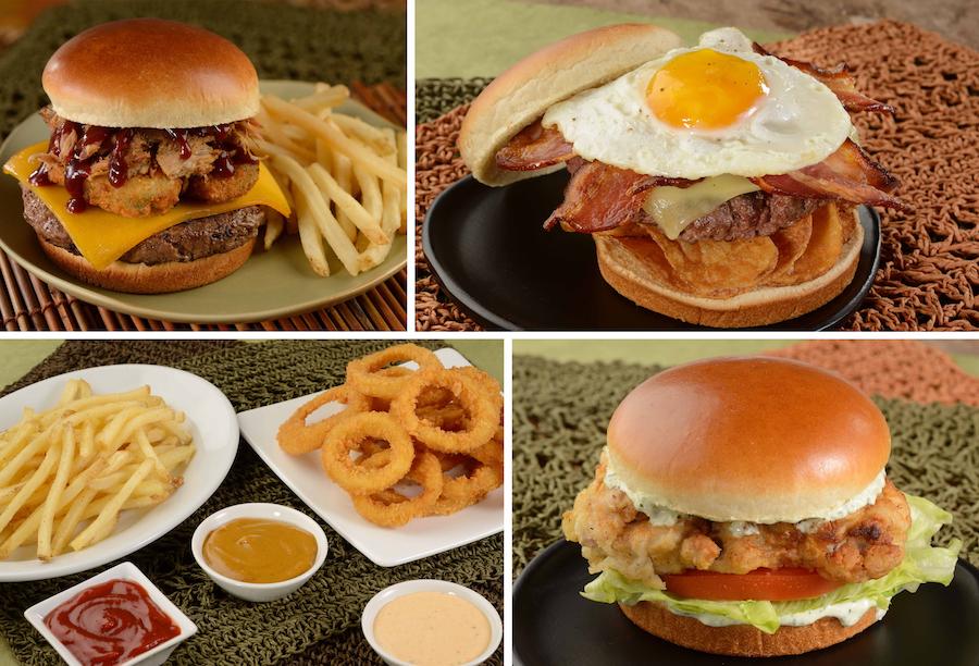 Restaurantosaurus Burgers and Sundaes at Disney's Animal Kingdom