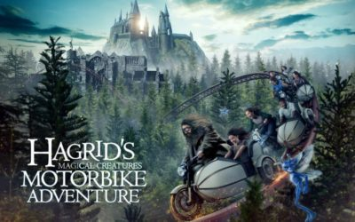 Ride Review - Hagrid's Magical Creatures Motorbike Adventure at Universal's Islands of Adventure