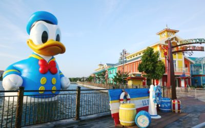 Shanghai Disney Resort Celebrating Donald Duck's Birthday with Special Limited-Time Offerings