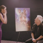 "Singer Morissette Amon Meets ""Aladdin"" Star Will Smith and Sings with Disney Legend Alan Menken"