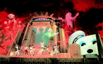 Extinct Attractions: Ghostbusters Spooktacular and The Great Fright Way