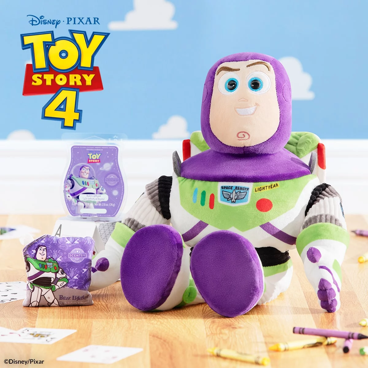 Scentsy S Toy Story 4 Collection Available Now