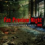 Universal Studios Hollywood Announces Halloween Horror Nights Fan Preview Night