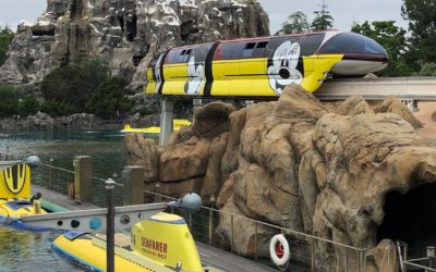 Video: Celebrate 60 Years of Disneyland Monorail, Matterhorn Bobsleds, and Submarine Voyage with Disney Archivist