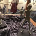 Video: The Haunted Mansion 50th Anniversary Exhibit Opens at Disneyland