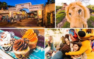 "Celebrate ""The Lion King"" at Animal Kingdom's Circle of Flavors: Harambe at Night Dining Experience"