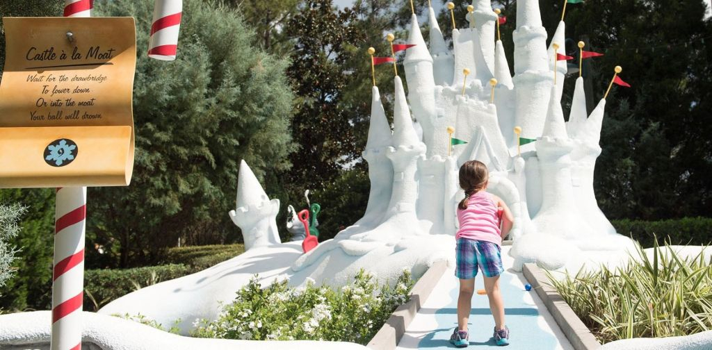 Walt Disney World Mini Golf Reservations Now Available