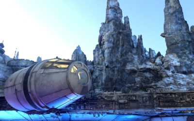 Walt Disney World Teases Star Wars: Galaxy's Edge Previews for Annual Passholders