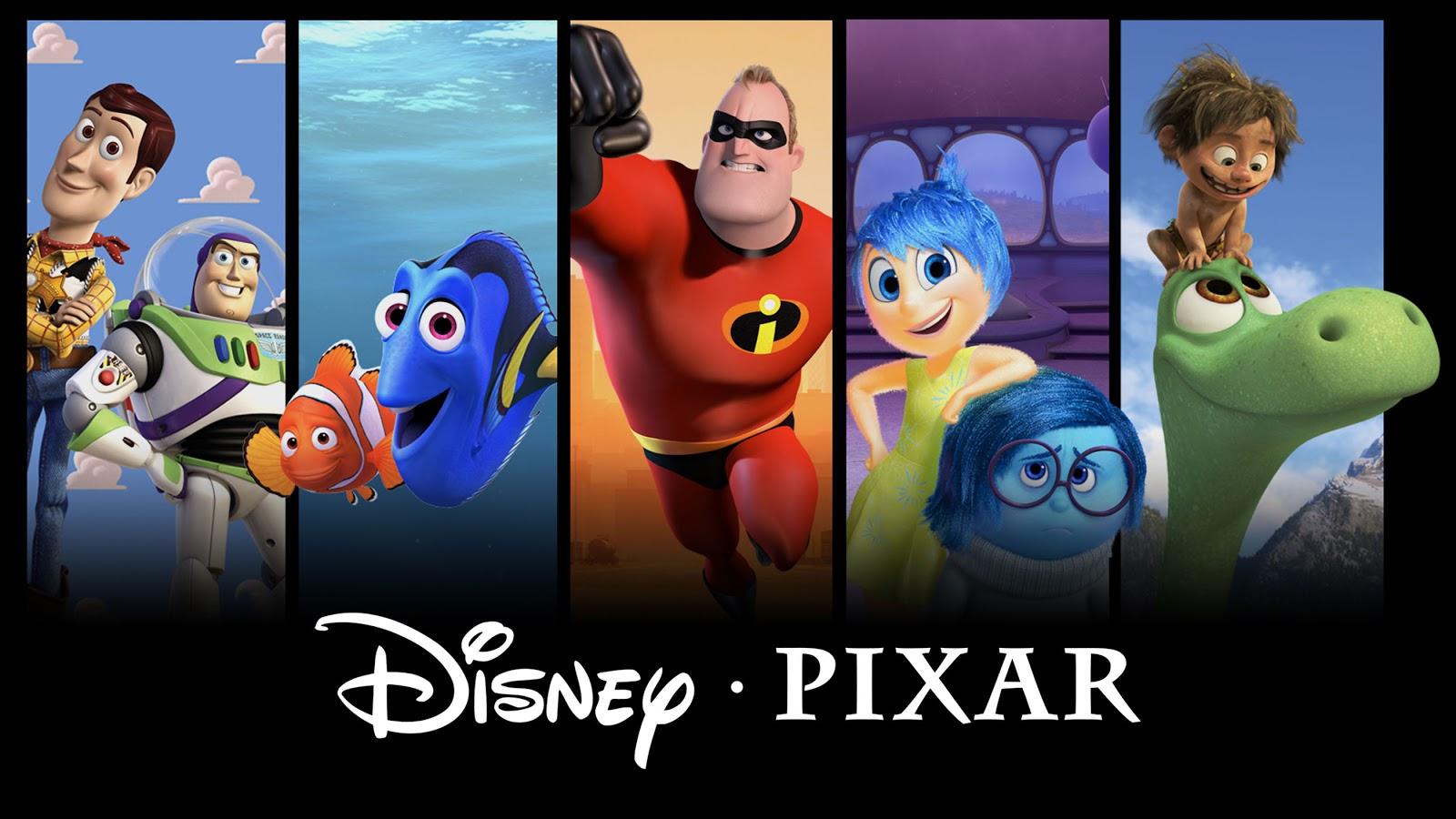 Image result for disney pixar