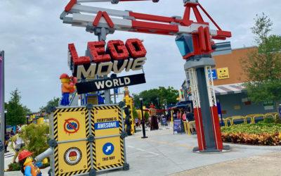 """LEGOLAND Florida Celebrates """"The LEGO Movie"""" Days"""