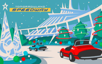 Mad Tea Party, Space Mountain and More Getting Holiday Enhancements for Mickey's Very Merry Christmas Party
