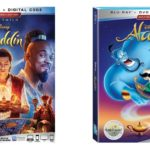 "Animated Classic ""Aladdin"" Getting Walt Disney Signature Collection Release, Live-Action Film Coming to Blu-Ray"