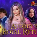 "Audrey's Heading Back to Auradon Prep in New ""Descendants 3"" Short Story"
