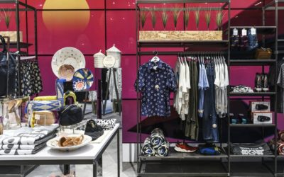 """Bloomingdales Opens new Pop-Up Shop Based on """"The Lion King"""""""