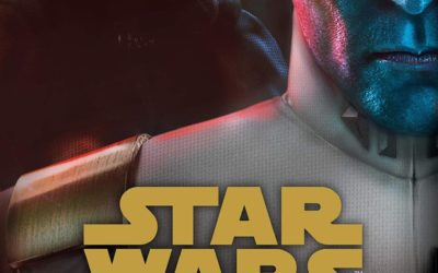 "Book Review - ""Star Wars: Thrawn - Treason"""