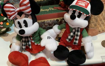 Christmas in July: Previewing This Year's Disney Parks Holiday Merchandise