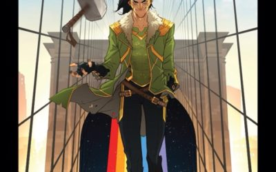"Comic Review - Marvel's ""Loki #1"""