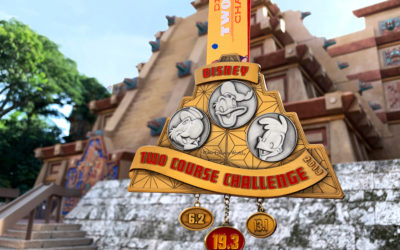 Disney Reveals Race Medals for the 2019 Wine & Dine Half Marathon Weekend