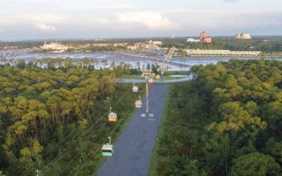 Disney Skyliner to Officially Open at Walt Disney World on September 29th