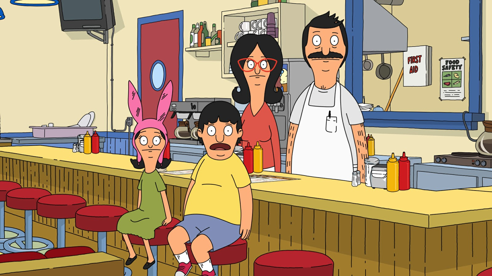 Image result for bobs burgers
