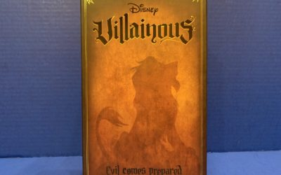 "Board Game Review: ""Disney Villainous: Evil Comes Prepared"""
