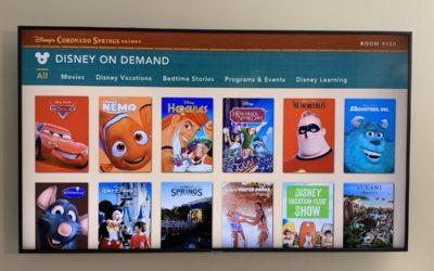 Disney World Debuts New Interactive TV; Will Include Disney+