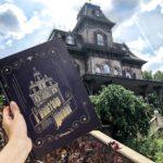 "Disneyland Paris Announces ""Phantom Manor Decrypted"" Attraction Book"