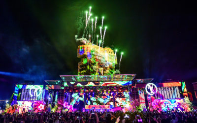 Disneyland Paris Announces Return of Electroland for 2020