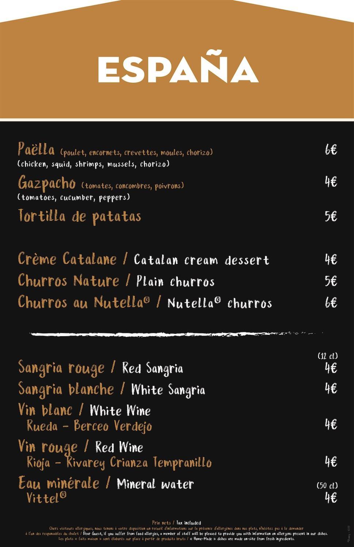 Disneyland Paris Reveals the Menus for Le Rendez-Vous Gourmand! 13