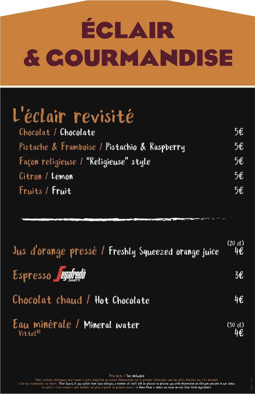 Disneyland Paris Reveals the Menus for Le Rendez-Vous Gourmand! 4