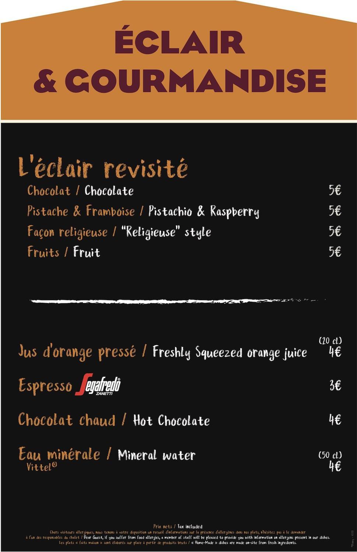 Disneyland Paris Reveals the Menus for Le Rendez-Vous Gourmand! 5