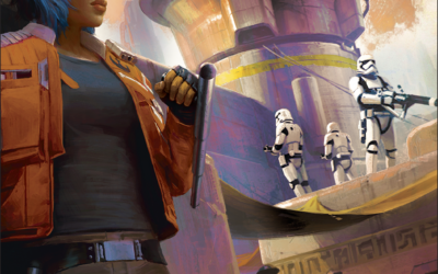 "Book Review - ""Star Wars: Galaxy's Edge - Black Spire"""