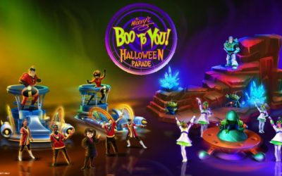 "Exciting New Additions Coming to ""Mickey's Boo to You Halloween Parade"""